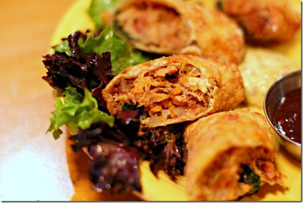 Tupelo Honey - Appalachian Egg Rolls
