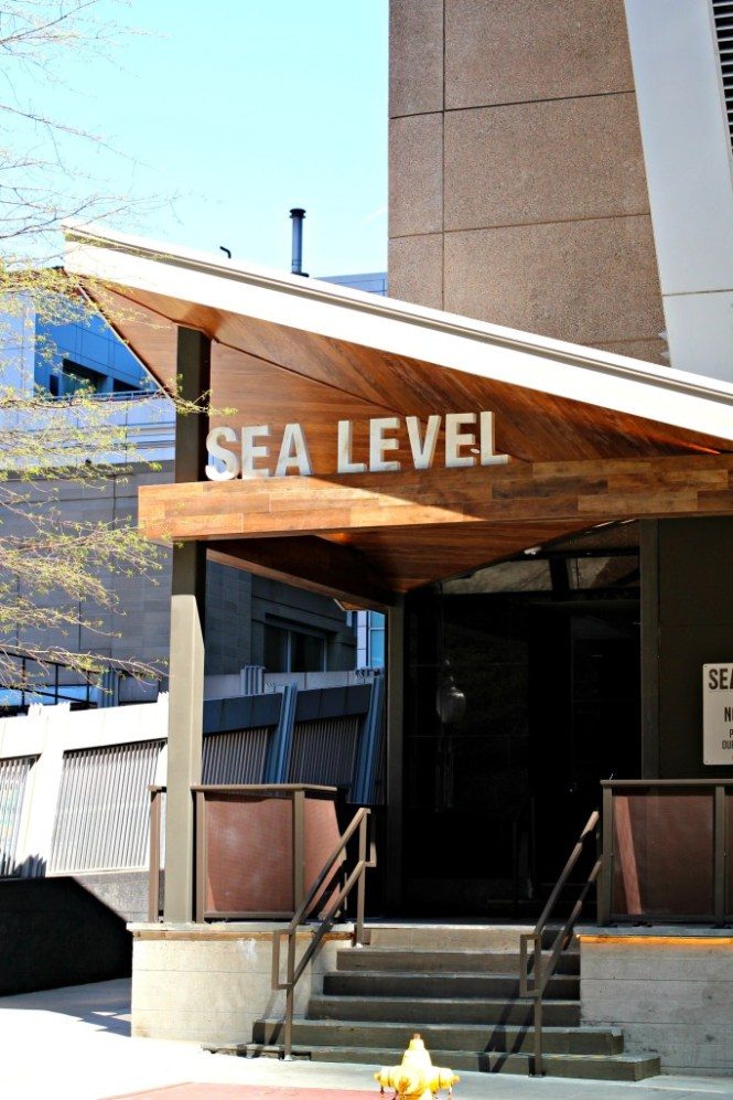 Sea Level Entrance