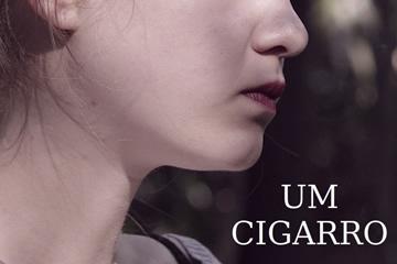 um cigarro portada