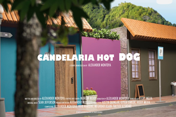 Candelaria hot dog portada