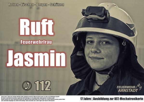Bild 13_Ruft Feuerwehrfrau Jasmin mit Text - Kopie