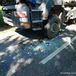 Verkehrsunfall eingeklemmte Person Voerdener Str. Hinnenkamp 18.08.16 21