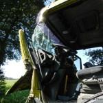 Verkehrsunfall eingeklemmte Person Voerdener Str. Hinnenkamp 18.08.16 35