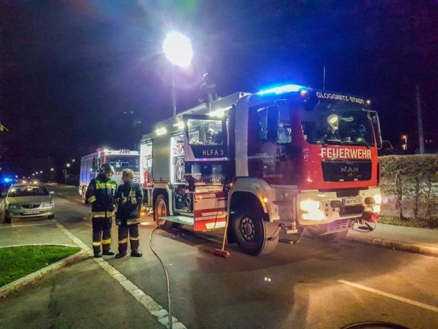 Wohnungsbrand konnte rasch gelöscht werden