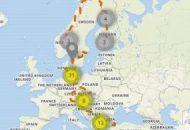 Quer durch Europa: Die europäische Omnibus-Lesereise führt 100 Autoren quer durch den Kontinent.