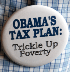 button obama tax plan