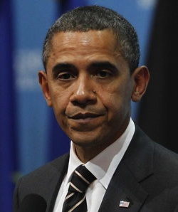 Obama Smirk