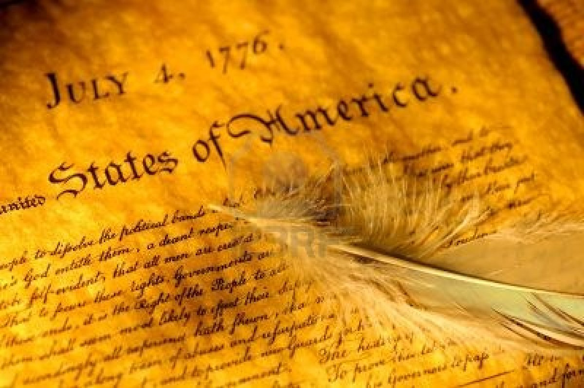 declaration of independence economic and political Declaration on state independence  minorities the possibility of a full-fledged participation in political, economic and spiritual life of the.