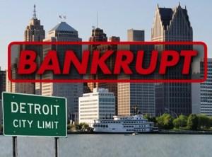 Detroit Bankrupt
