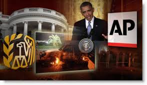 IRS Benghazi AP Fox