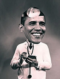 ObamaCare Obama Doctor