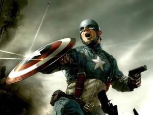 american exceptionalism Captain America