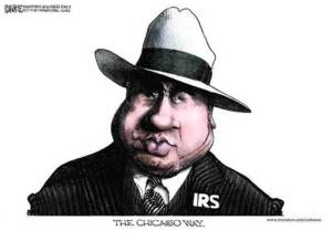 IRS Gangster