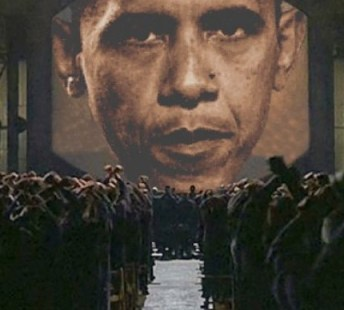 Orwellian Doublespeak Obama