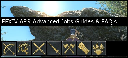 ffxiv arr reborn bard white mage paladin dragoon warrior monk thaumaturge guides faqs