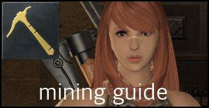 miner guide ffxiv arr gathering