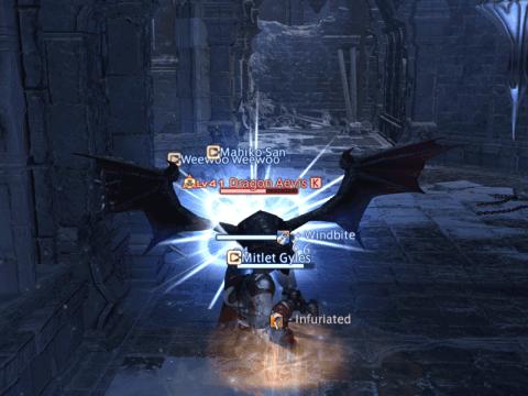 FFXIV-ARR-The-Stone-Vigil-dragon-aevis