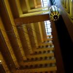 Ascenseur de l'hotel Regent Singapore
