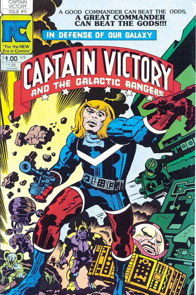 Captain Victory nº 9