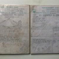 3° lote - HQ inédita de Ivan Saidenberg de 1993