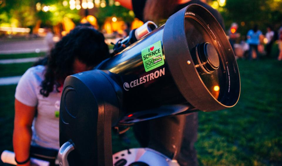 Citywide Star Party   The Franklin Institute Citywide Star Party