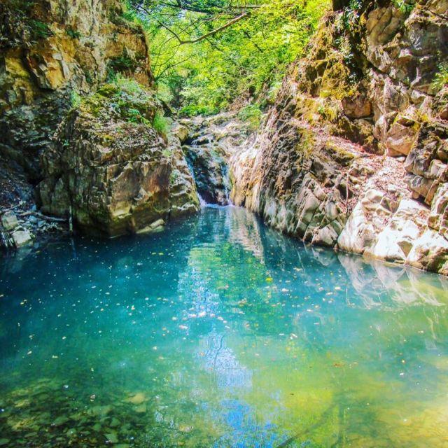 Sempre alla ricerca di acque azzurrissime matteobasile92 wwwfiammettamerlocom wwwsensodimeravigliablogspotcom igersitaliahellip