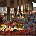 Marketplace in Lichinga, Mozambique. Photo © FIAN International.