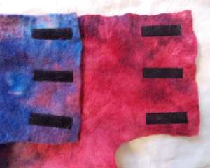 Easy Felted Dog Coat How To
