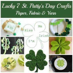 7 Easy St. Patty's Day Crafts
