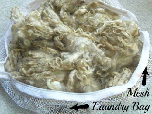 How to Wash Wool and Fiber, Fiberartsy.com