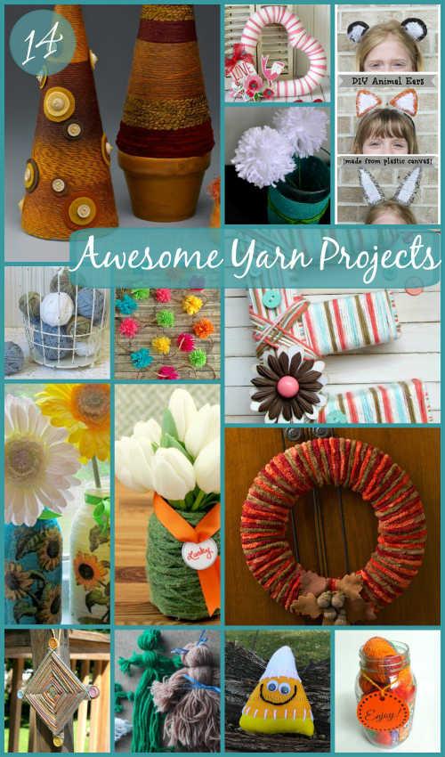 Yarn Craft Project Ideas, FiberArtsy.com