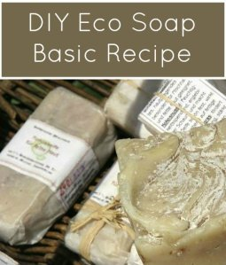 DIY: Eco Soap Basic Recipe
