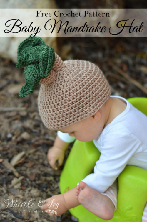 Free Hat Patterns for Knit and Crochet by FiberArtsy.com