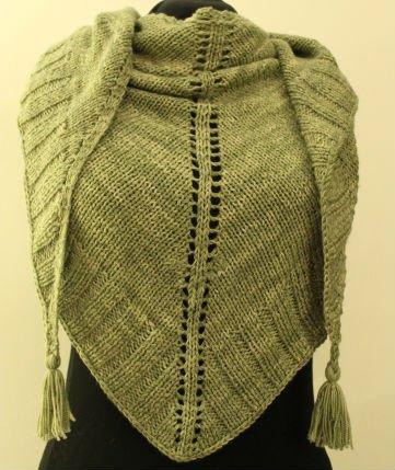 Shawl Patterns for Knit & Crochet, FiberArtsy.com