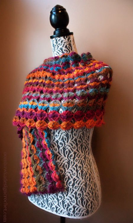 Summer Wrap Crochet Pattern