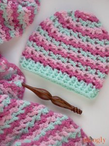 Loopy Love Hat Pattern