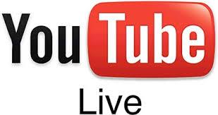 Tutte le dirette live da youtube