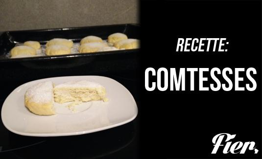 Petite recette de comtesses