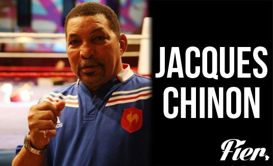 Jacques Chinon la légende vivante de la boxe guyanaise
