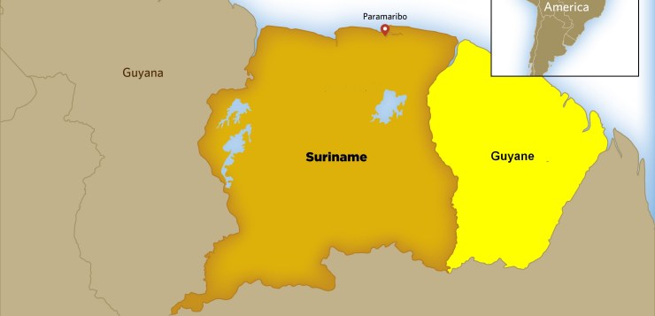 guyane_Suriname