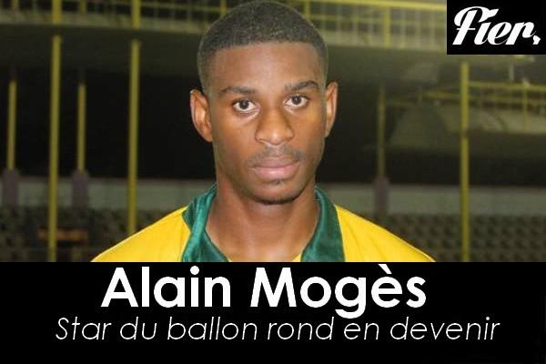 Alain Mogès, un parcours exemplaire