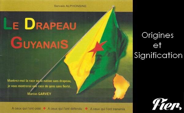 Le drapeau de Guyane
