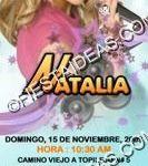 Invitación Hannah Montana 1