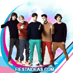 invitaciones One Direction