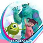 invitacion monster inc