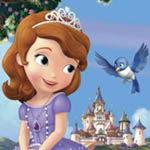 invitaciones de Princesa Sofia