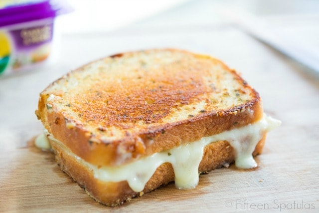 Chicken & Brie Grilled Cheese » Fifteen Spatulas