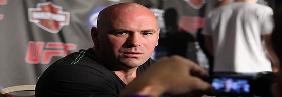 Dana White Puts Cage Potato On Blast For Posting Arianny Celestes Playboy Pics photo