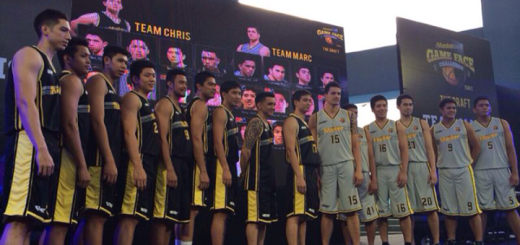 Master Game Face 2014 line up players