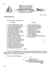 class suspensions july 28 2014